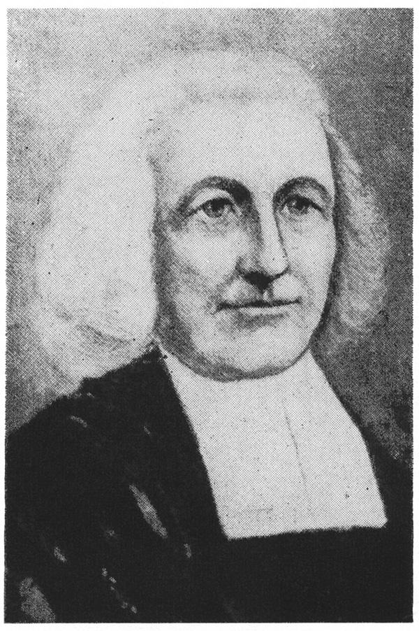 Henry Melchoir Muhlengerg